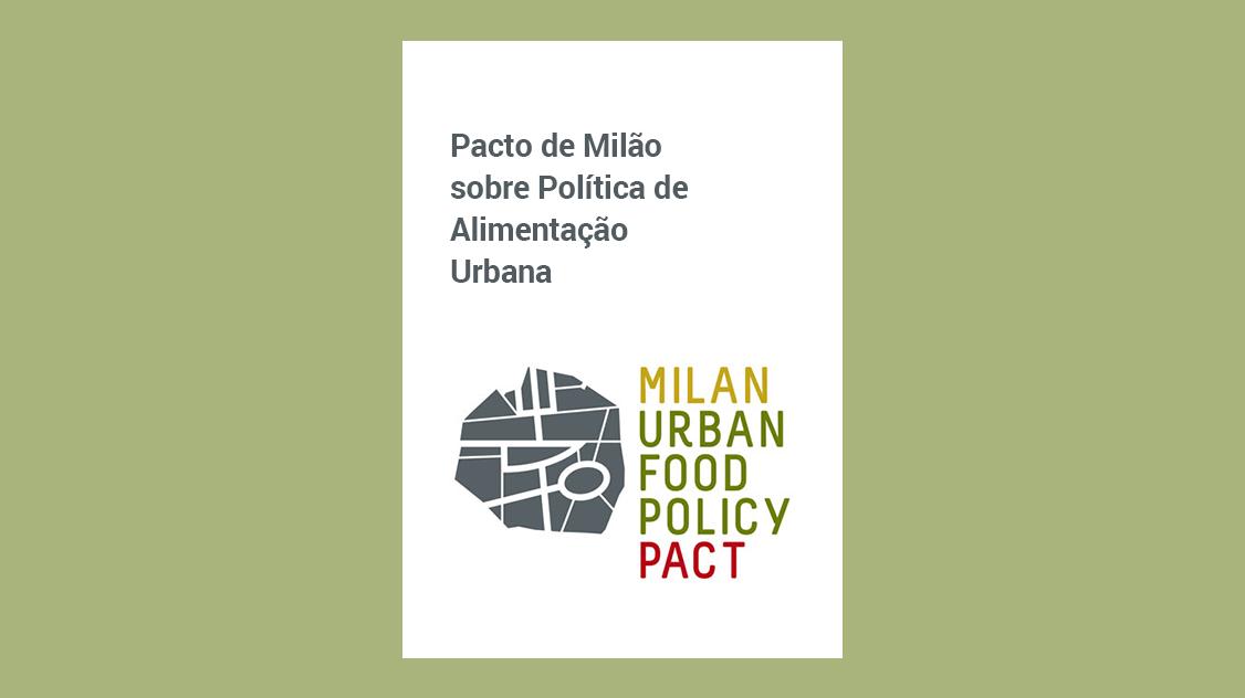 Pacto de Milão sobre Política de Alimentação Urbana