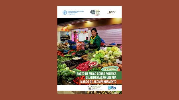 Marco de Acompanhamento do Pacto de Milão sobre Política de Alimentação Urbana